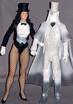 ... -- 06/17/09 & OAFE - DC Universe Classics: Gentleman Ghost review