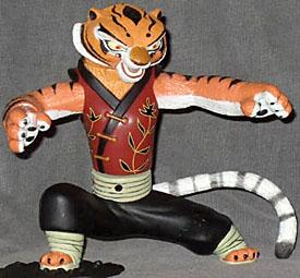 Oafe Kung Fu Panda Master Tigress Review