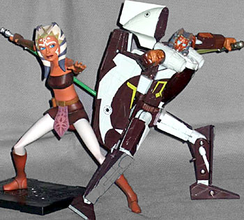 OAFE - Star Wars Transformers: Ahsoka's Jedi Starfighter review