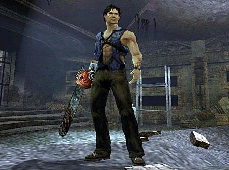 Image result for evil dead video game
