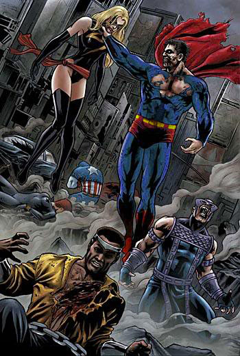 Marvel Zombies Who Started The Plague