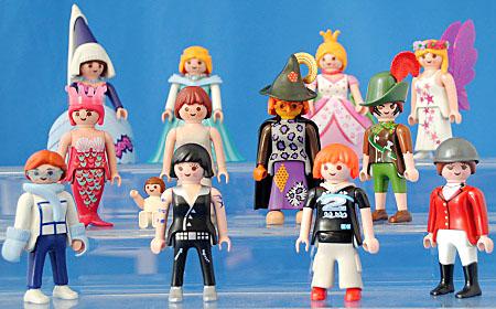 Playmobil Series 1 Pink 1 Figure Blind Bag Mini Figure