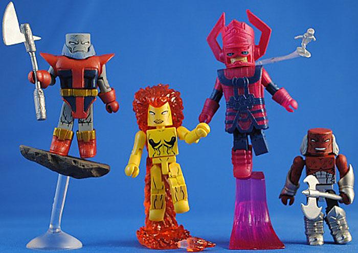 Marvel Minimates Heralds of Galactus Morg