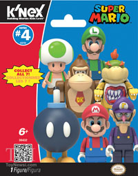 Mario K'Nex Series 4