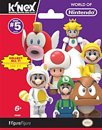 Mario K'Nex Series 5