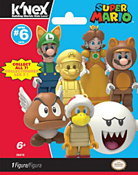 Mario K'Nex Series 6