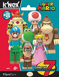 Mario K'Nex Series 8