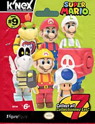 Mario K'Nex Series 9