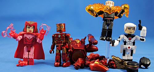 Marvel Minimates Avengers vs X-Men # 2 Protector
