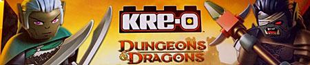 D&D Kre-O