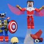 Fighting Chance Captain America & Falcon