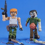 Abraham Ford & Military Zombie
