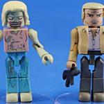 Eugene Porter & Emaciated Zombie