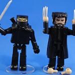 Wolverine & Hand Ninja