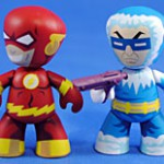 Flash & Captain Cold