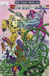Transformers vs. GI Joe #0