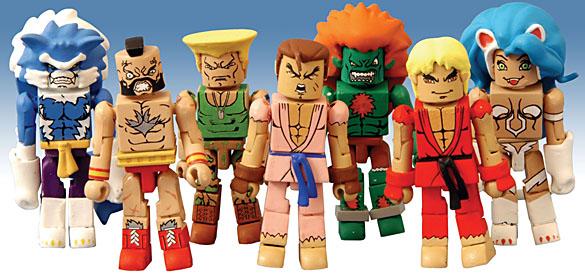 Marvel Minimates 30 Set Of 6 | Man of Action Figures