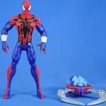 Capture Trap Spider-Man