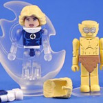 Invisible Woman & Moloid