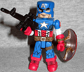 Ultimate Captain America