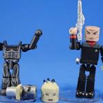 Picard & Borg Queen