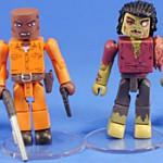 Dexter & Dreadlock Zombie