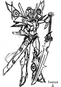 Windblade design 1
