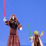 Palpatine and Yoda