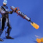 Flamethrower Robocop