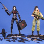 Baroness vs. Lady Jaye