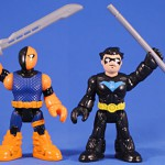 Deathstroke & Nightwing
