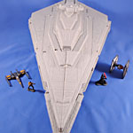 Star Destroyer playset