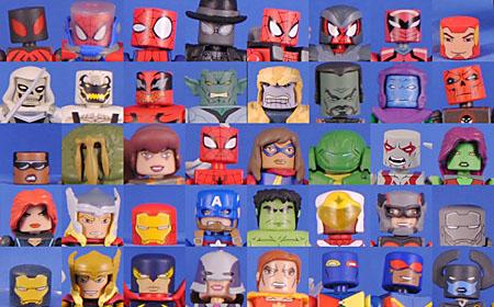 Marvel Minimates Walgreens Wave 11 Spider-Man Animated Peter Parker