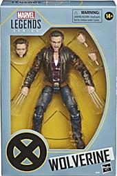 X-Men Legacy packaging