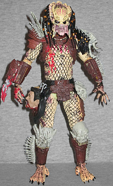 OAFE - NECA: Bad Blood Predator review