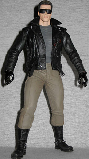 Oafe Neca Reel Toys Quot Terminator Quot T 800 Police Station