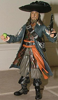 9bdcfd39c1cdc OAFE - Pirates of the Caribbean  Captain Barbossa review