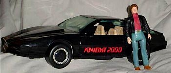 OAFE - Knight Rider: Knight 2000 Voice Car review