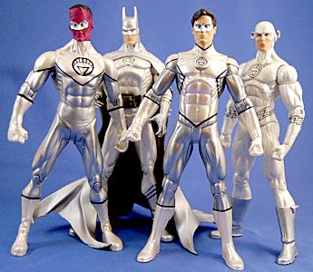 ... Direct Green Lantern: White Lantern Batman and Flash exclusive reviews