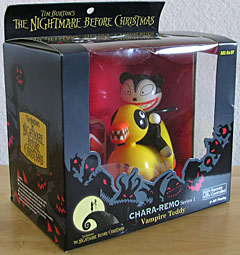 OAFE - Nightmare Before Christmas: Chara-Remo Vampire Teddy review