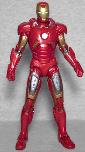 Oafe Marvel Studios The First 10 Years Avengers Iron Man Mark