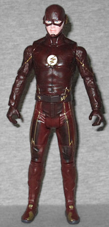 DC Comics Multiverse Justice Buster Series Grant Gustin The Flash TV