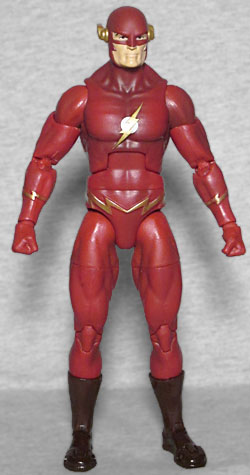 Signature Collection DC World/'s Greatest Multiverse The Flash Action Figure