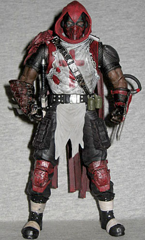 Azrael. Batman Arkham City & OAFE - DC Direct Batman Arkham City: Azrael review