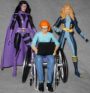 Oafe Dc Direct Birds Of Prey Review