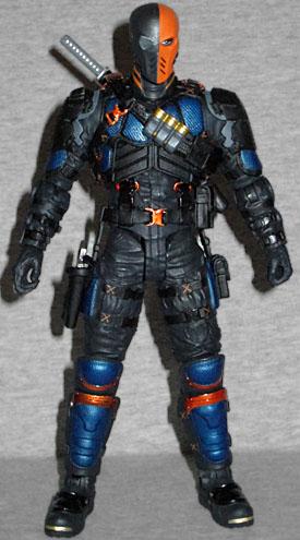 Deathstroke. Arrow & OAFE - DC Direct