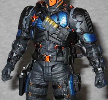 Deathstroke chest armor related keywords deathstroke for Deathstroke armor template