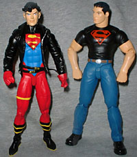 OAFE - DC Direct Teen Titans: Superboy review