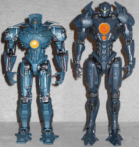 Gipsy Avenger Select Action Figure Diamond Select Toys Pacific Rim Uprising