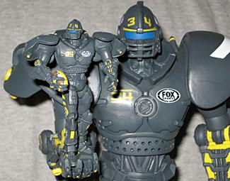 Fox Sports Robot